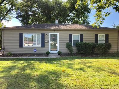Hilliard Single Family Home Contingent Finance And Inspect: 3839 Rutledge Drive