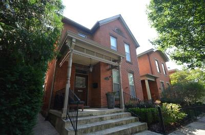 Columbus Single Family Home For Sale: 89 E Lincoln Street