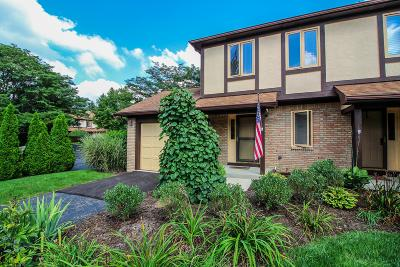 Worthington Condo Sold: 7694 Key Deer Drive