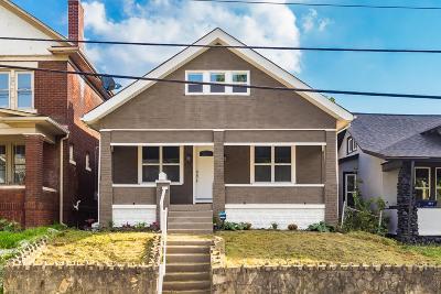 Single Family Home For Sale: 991 E Whittier Street