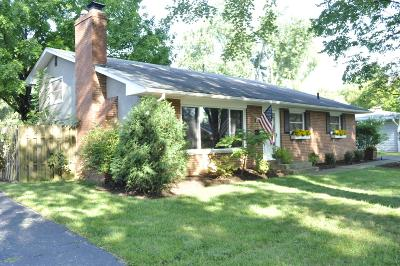 Columbus Single Family Home Contingent Finance And Inspect: 2607 Mount Holyoke Road