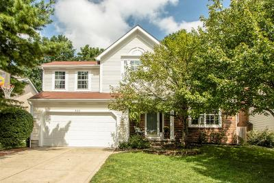 Westerville Single Family Home For Sale: 800 Lynnfield Drive