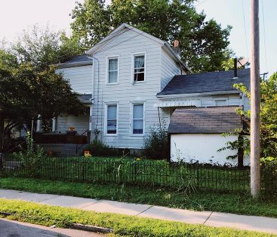 Dayton Single Family Home For Sale: 3215 E 2nd Street