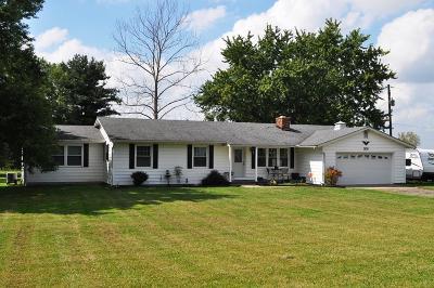 Pleasantville Single Family Home For Sale: 7575 Lake Road NE