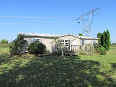 Union County Single Family Home Contingent Finance And Inspect: 22520 Hoover Bault Road