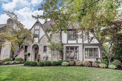 Upper Arlington Single Family Home For Sale: 2436 Kensington Drive