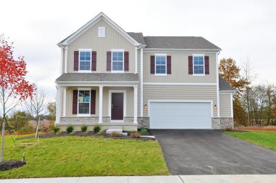 Pickerington Single Family Home For Sale: 12359 Prairie View Drive NW #Lot 72