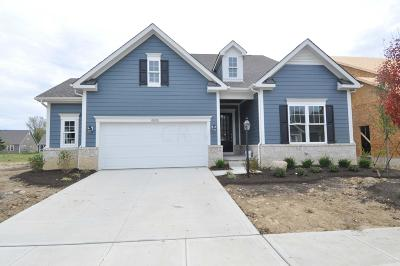 Union County Single Family Home For Sale: 6695 Firenza Place #Lot 104