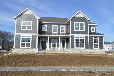 New Albany Single Family Home For Sale: 8518 Sandycombe Drive #Lot 39