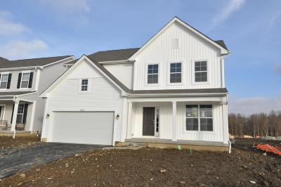 Westerville Single Family Home For Sale: 6792 Sawyers Creek Road #Lot 36