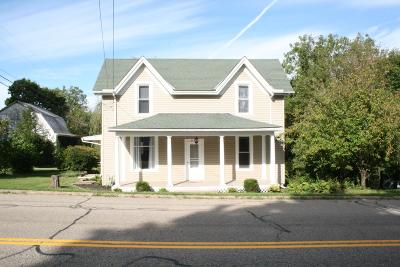 Rushville Single Family Home Contingent Finance And Inspect: 3293 Market Street
