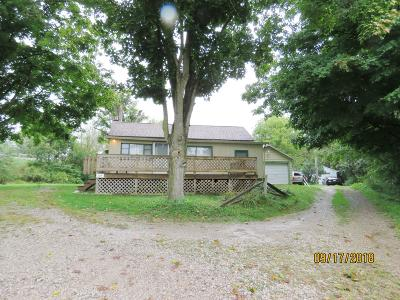 Utica Single Family Home Contingent Finance And Inspect: 137 Blacksnake Road