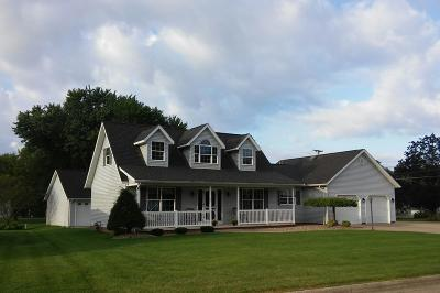 Mount Vernon OH Single Family Home Contingent Finance And Inspect: $269,000