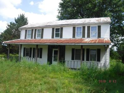 Single Family Home For Sale: 4475 County Road 66