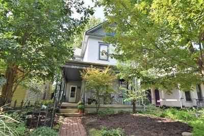 Columbus Single Family Home For Sale: 977 Harrison Avenue