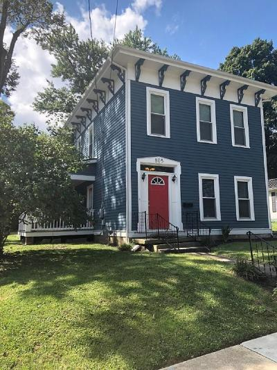 Mount Vernon Single Family Home For Sale: 805 N Gay Street