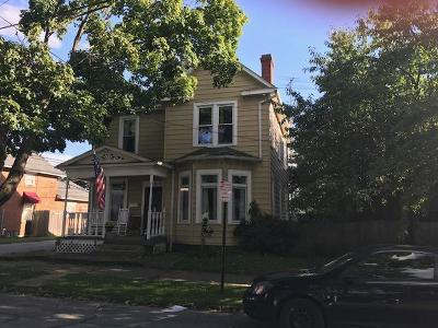 Lancaster Single Family Home For Sale: 150 W 5th Avenue