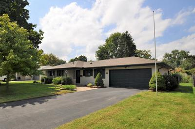 Upper Arlington Single Family Home Contingent Finance And Inspect: 2739 Westmont Boulevard