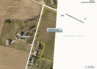 New Holland OH Residential Lots & Land For Sale: $65,000
