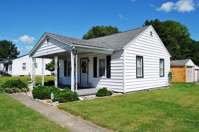 Lancaster Single Family Home Contingent Finance And Inspect: 614 Nolder Drive
