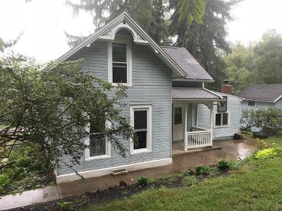 Newark Single Family Home For Sale: 7161 Ballou Road