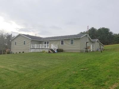 Nashport Single Family Home For Sale: 8885 Blackrun Road