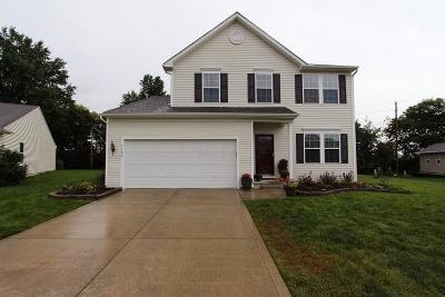 Groveport Single Family Home Contingent Finance And Inspect: 5787 Little Red Rover Street