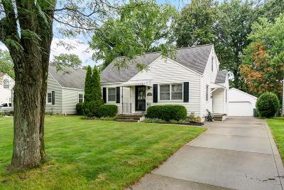 Clintonville Single Family Home Contingent Finance And Inspect: 466 Blenheim Road
