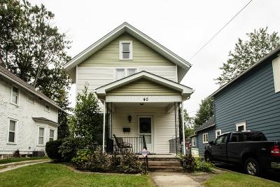 Delaware Single Family Home Contingent Finance And Inspect: 40 Campbell Street