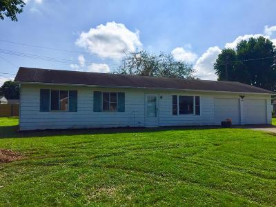 Newark Single Family Home For Sale: 3159 Cypress Bend