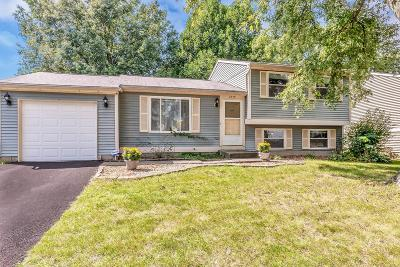 Reynoldsburg Single Family Home Sold: 2879 Continental Drive