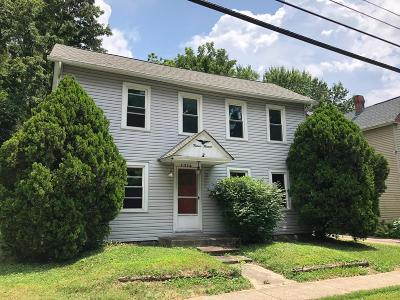 Reynoldsburg Single Family Home Contingent Finance And Inspect: 1314 Lancaster Avenue