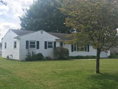 Heath OH Single Family Home For Sale: $162,900