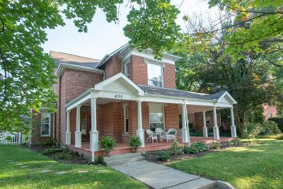Single Family Home Contingent Finance And Inspect: 408 E High Street