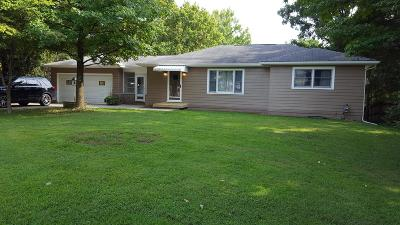 Columbus Single Family Home Contingent Finance And Inspect: 3231 Clime Road