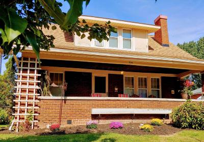 Washington Court House OH Single Family Home For Sale: $149,900