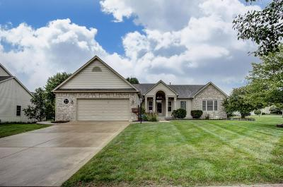 Pickerington Single Family Home Contingent Finance And Inspect: 926 Gray Drive