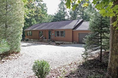 Hide A Way Hills Single Family Home For Sale: 596 Catawba Court