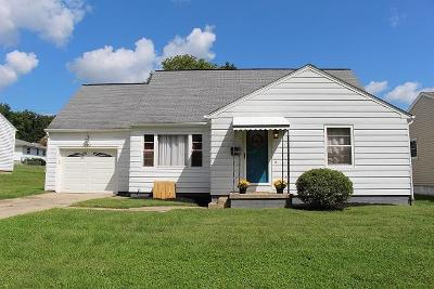 Lancaster Single Family Home Contingent Finance And Inspect: 1852 Glenmar Drive