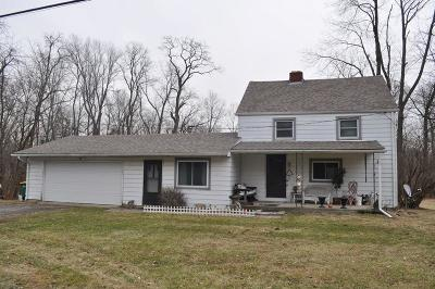 Franklin County, Delaware County, Fairfield County, Hocking County, Licking County, Madison County, Morrow County, Perry County, Pickaway County, Union County Single Family Home For Sale: 2150 Reynoldsburg New Albany Road