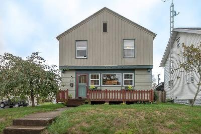 Franklin County, Delaware County, Fairfield County, Hocking County, Licking County, Madison County, Morrow County, Perry County, Pickaway County, Union County Single Family Home For Sale: 210 Linden Avenue