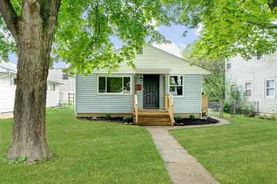 Franklin County, Delaware County, Fairfield County, Hocking County, Licking County, Madison County, Morrow County, Perry County, Pickaway County, Union County Single Family Home For Sale: 2788 Allegheny Avenue