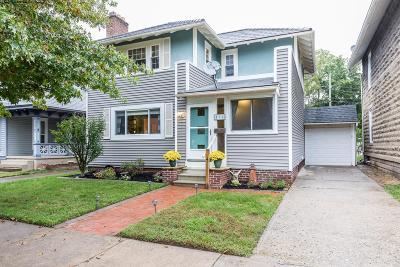 Newark Single Family Home For Sale: 578 Hudson Avenue