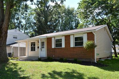 Franklin County, Delaware County, Fairfield County, Hocking County, Licking County, Madison County, Morrow County, Perry County, Pickaway County, Union County Single Family Home For Sale: 2977 Upton Road W