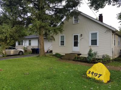 Columbus OH Single Family Home For Sale: $79,000
