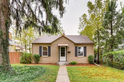 Franklin County, Delaware County, Fairfield County, Hocking County, Licking County, Madison County, Morrow County, Perry County, Pickaway County, Union County Single Family Home For Sale: 2738 Allegheny Avenue