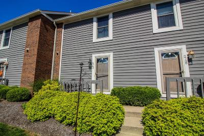 Dublin Condo For Sale: 2740 Saltergate Drive