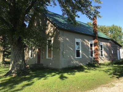 Utica Single Family Home Contingent Finance And Inspect: 13940 Lafayette Road