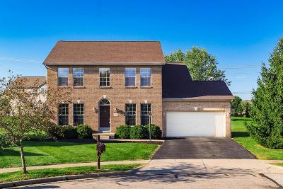 Pickerington Single Family Home Contingent Finance And Inspect: 520 Banbridge Court