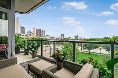 Columbus Condo For Sale: 300 W Spring Street #303